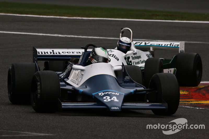 #34 Tyrrell 010 (1980): Mike Cantillon