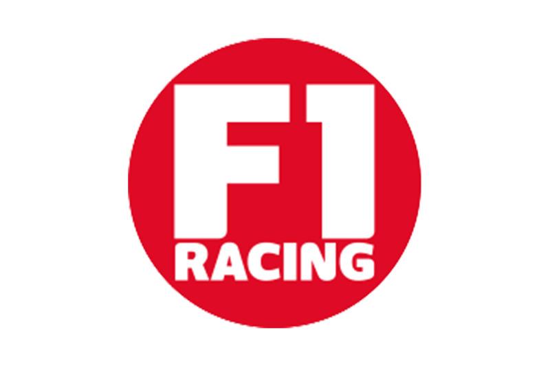 F1 Racing, Logo