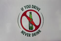 Антіалкогольний банер