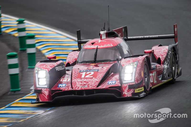 8. LMP1: #12 Rebellion Racing, Rebellion R-One AER