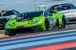 #963 GRT Grasser Racing Team Lamborghini Huracan GT3: Rolf Ineichen, Adrian Amstutz, Jeroen Bleekemo