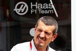 Guenther Steiner, Haas F1 Team Prinicipal