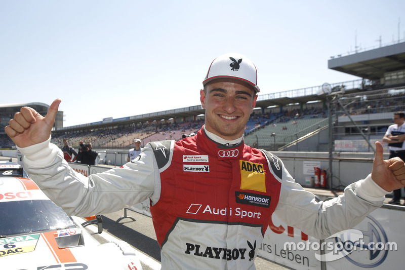 Pole-Position para Nico Müller, Audi Sport Team Abt Sportsline, Audi RS 5 DTM