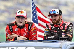 Ty Dillon, Richard Childress Racing Chevrolet, Austin Dillon, Richard Childress Racing Chevrolet