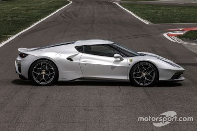 Präsentation: Ferrari 458 MM Speciale