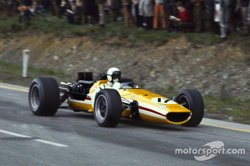 Jo Bonnier, McLaren M5A BRM (1967-1968)