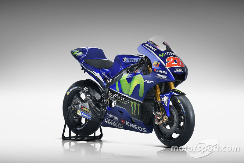 Moto de Maverick Viñales, Yamaha Factory Racing