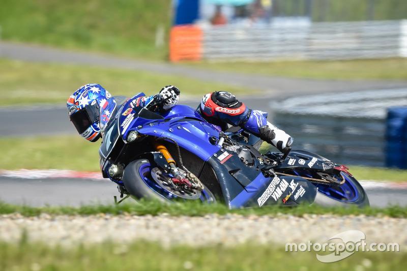 #7 YART Yamaha, Yamaha R1: Broc Parkes, Marvin Fritz, Kohta Nozane
