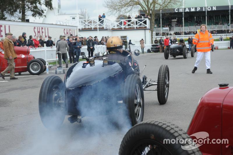 Varzi Tophy, Simon Diffey, Bugatti