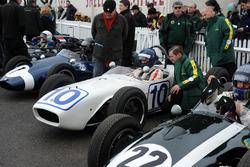 Brabham Trophy, Andy Middlehurst, Lotus 18