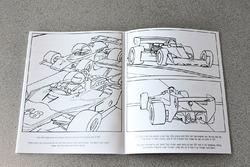 The Spectacle, Malbuch von Chris Workman