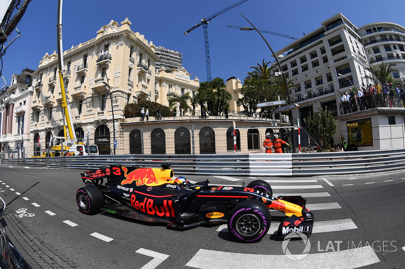 5: Даниэль Риккардо, Red Bull Racing RB13