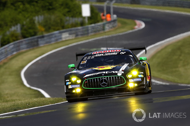 14. #8 Haribo Racing Team, Mercedes-AMG GT3