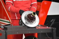 Ferrari SF70H: Bremsscheibe
