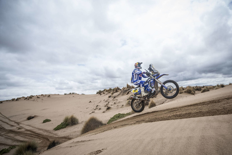 #5 Yamaha Official Rally Team: Helder Rodrigues