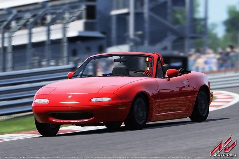 Assetto Corsa, Mazda MX-5
