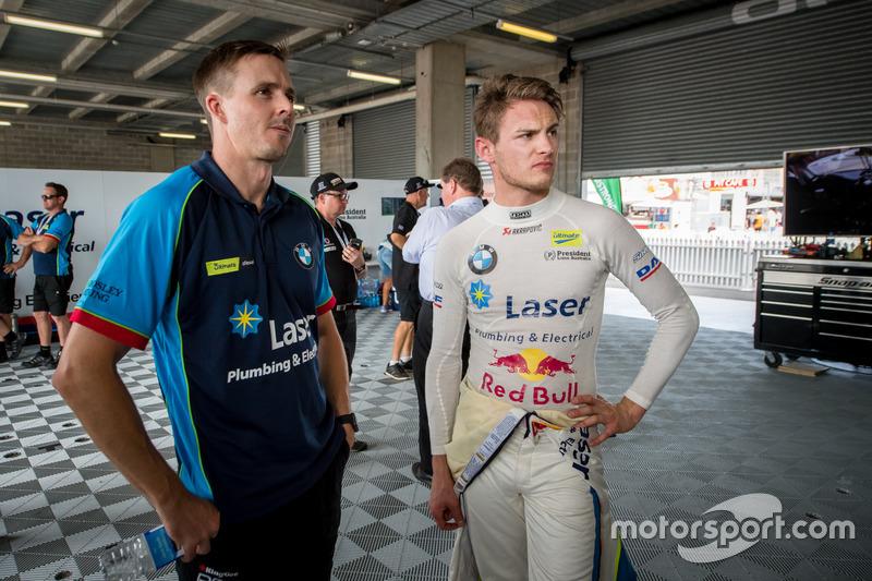Mark Winterbotton, Marco Wittmann, BMW Team SRM
