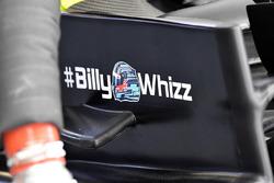 Schriftzug #BillyWhizz