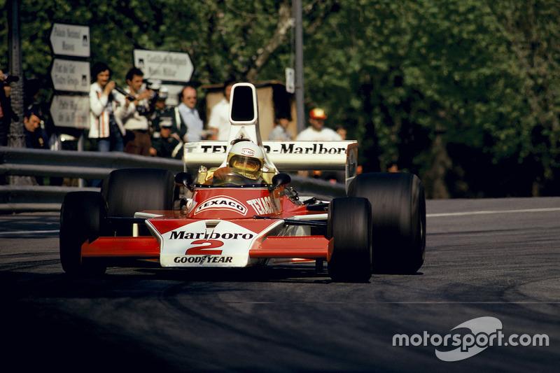 Jochen Mass: GP Spanien 1975 in Montjuich