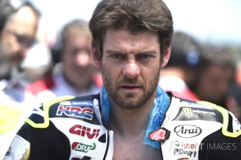 Кэл Кратчлоу, Team LCR Honda (MotoGP, 9-е место в общем зачете, 112 очков, один подиум)