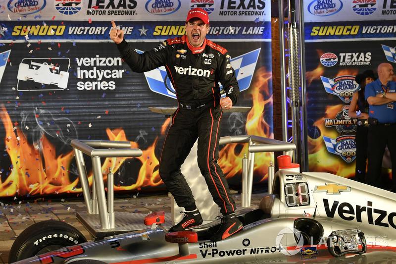 Победитель: Уилл Пауэр, Team Penske Chevrolet