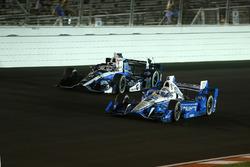 Джозеф Ньюгарден, Team Penske Chevrolet, Макс Чілтон, Chip Ganassi Racing Honda