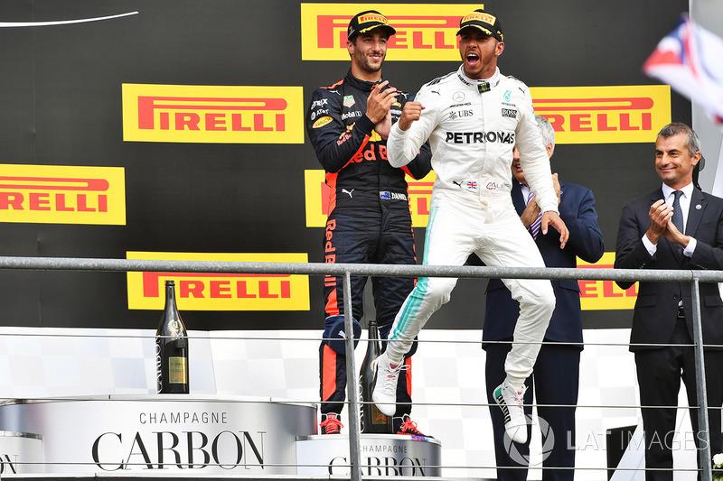 Gran Premio de Bélgica 2017, Mercedes