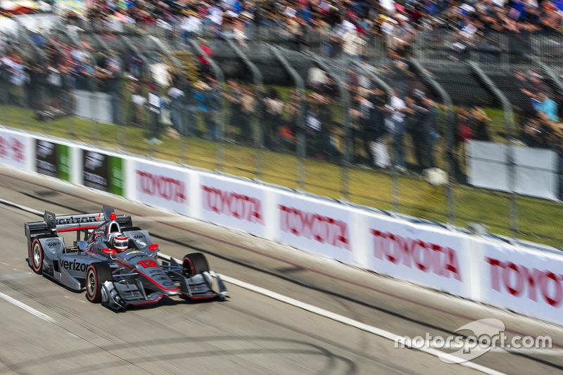 Will Power, Team Penske. Chevrolet