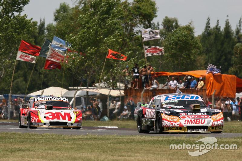 #7: Action bei der Argentinischen Tourenwagen-Meisterschaft in La Plata