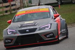 Michel Zemp, Seat Leon TCR, Equipe Bernoise