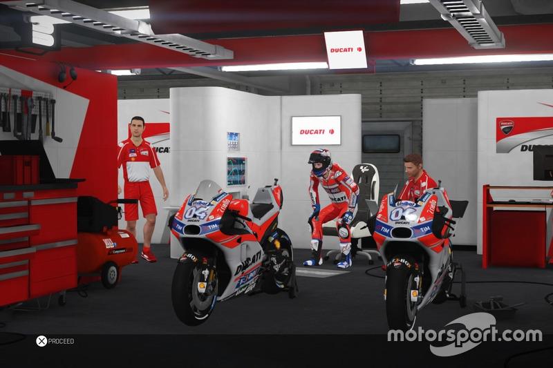 Garasi Ducati