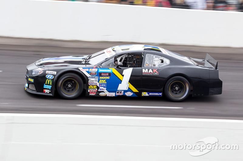Carmen Gil Boix, Alex Caffi Motorsport Toyot