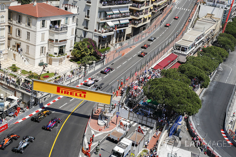 Mónaco: 200.000 espectadores; 0