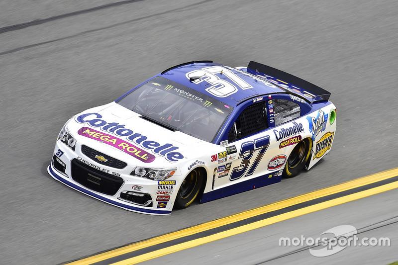 Крис Бушер, JTG Daugherty Racing, Chevrolet