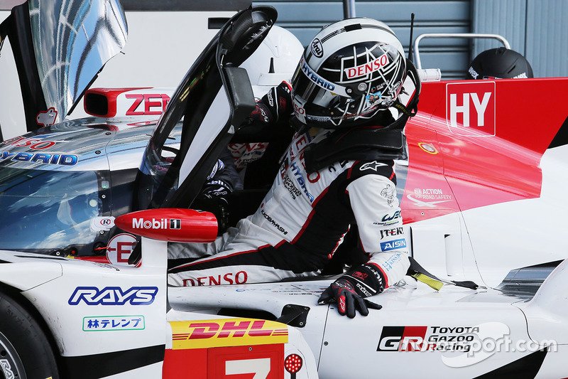 Andre Lotterer, Toyota Gazoo Racing