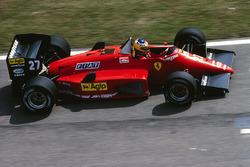 Michele Alboreto, Ferrari 156/85