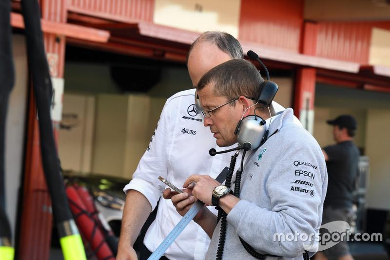 Саймон Коул, Mercedes AMG F1