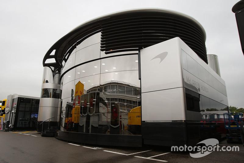 Моторхоум McLaren