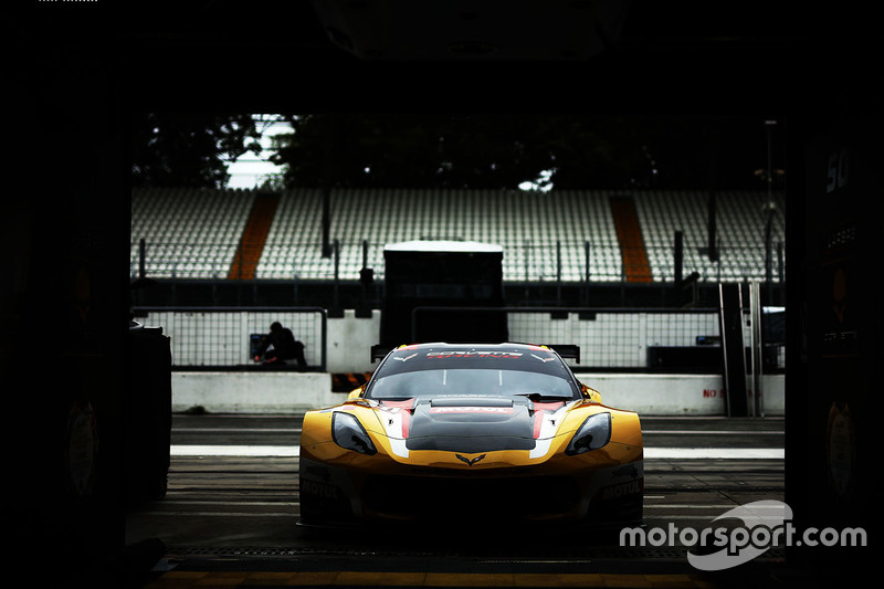 #50 Larbre Competition Chevrolet Corvette C7-Z06