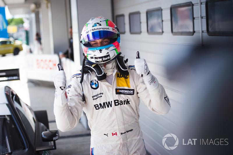 Pole position para Bruno Spengler, BMW Team RBM, BMW M4 DTM