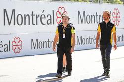 Jean-Eric Vergne, Techeetah, camina en la pista