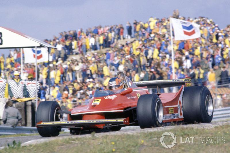 1980: Ferrari 312T5