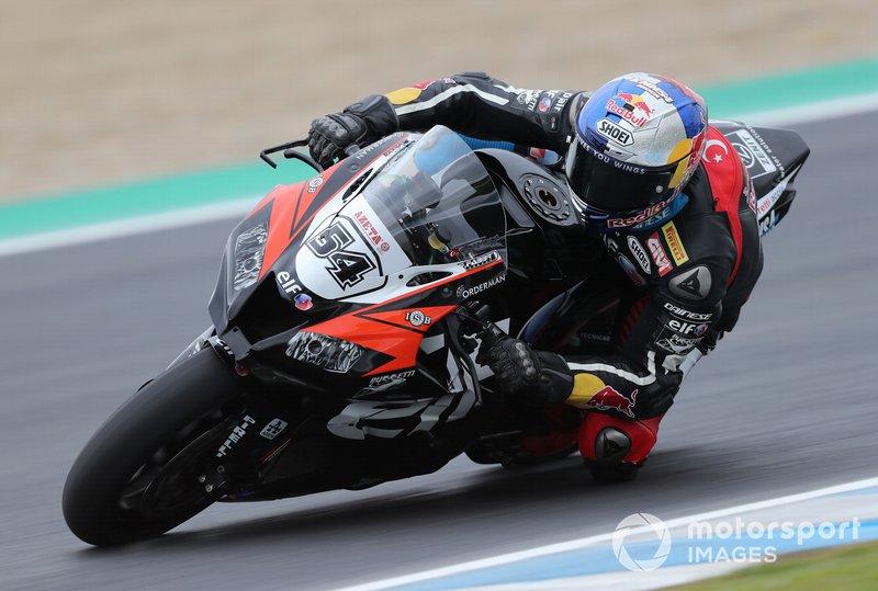 #54 Kawasaki Puccetti Racing: Toprak Razgatlioglu