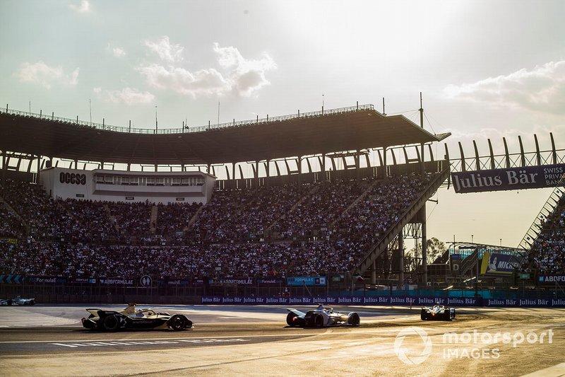 Edoardo Mortara, Venturi Formula E, Venturi VFE05 Andre Lotterer, DS TECHEETAH, DS E-Tense FE19