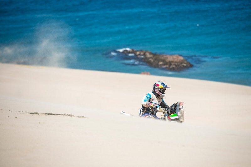 #41 Duust Rally Team KTM: Мохаммед Балуші
