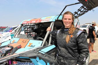 #385 SxS Racing4Charity-Team Face ALS: Annett Fischer