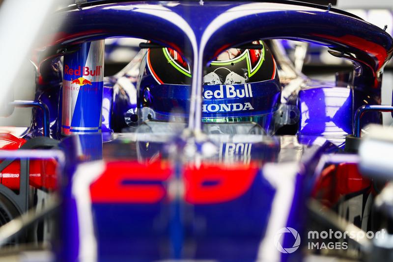 9e : Brendon Hartley (Toro Rosso)