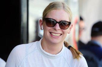 #57 Meyer Shank Racing w/ Curb-Agajanian Acura NSX GT3, GTD: Christina Nielsen