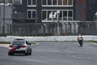 Philipp Ottl, Schedl GP Racing, black flagged