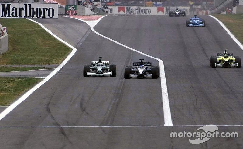 2001. Гран Прі Іспанії